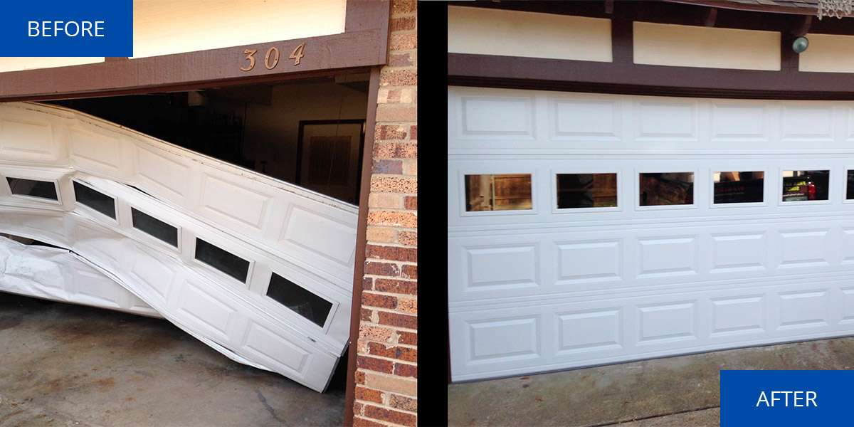 Garage Door Problems in Denver